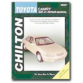 Show details of Chilton Toyota Camry (97 - 01) Manual.