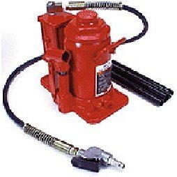 Show details of 20 Ton Air Bottle Jack.