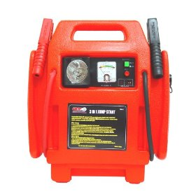 Show details of Grip 3 in 1 Jumpstart w/Air Compressor.