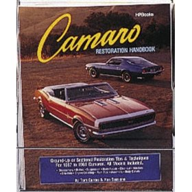 Show details of HP Books-HPBooks How-To and Reference Manual for 1967-1981 CHEVROLET CAMARO ALL.