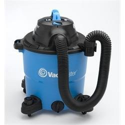 Show details of Vacmaster VJ1210A 12 Gallon Wet/Dry Utility Vacuum Cleaner with 5 HP Motor.