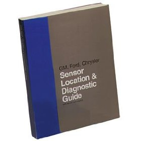 Show details of OTC (OTC238603) Domestic Vehicle Sensor Location and Diagnostic Guide.