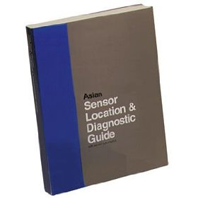 Show details of OTC 238601 Asian Import Sensor Location and Diagnostic Guide.