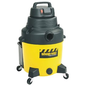 Show details of Shop-Vac 925-63-10 12-Gallon 6 HP Tool-Start Wet/Dry Vacuum.