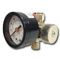 Show details of SG Tool Aid 98300 Air Adjustment Valve with Gauge.