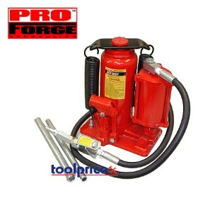 Show details of 12 Ton Air Hydraulic Jack.