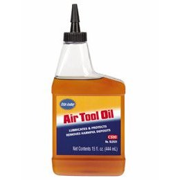 Show details of CRC SL2531 Air Tool Oil, 15 Fl Oz.