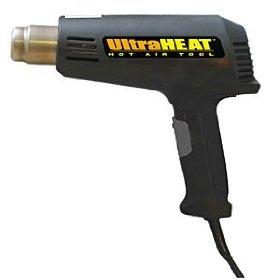 Show details of Steinel SV800 UltraHeat Dual Temperature Heat Gun.
