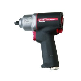 Show details of Ingersoll Rand 2115TI 3/8-Inch Titanium Duty Mini Air Impact Wrench.