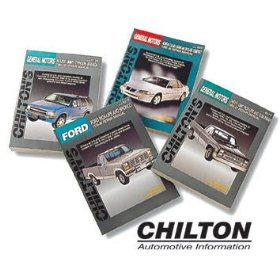 Show details of Chilton Super Duty Pick-Ups and Excursion 1999-2002.