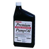 Show details of Vacuum Pump Oil - Quart Bottle.