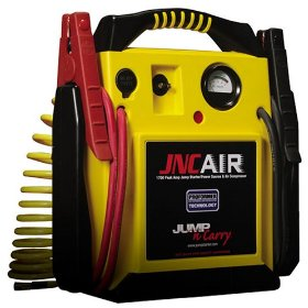 Show details of Clore Automotive JNCAIR Jump Starter Power Source Air Compressor.