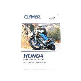 Show details of CLYMER HON CB650 M336.