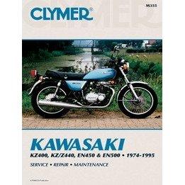 Show details of CLYMER KAW KZ400 TO EN500 M355.