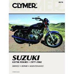 Show details of CLYMER SUZ GS750 M370.