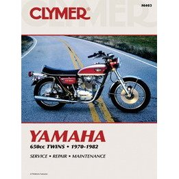 Show details of CLYMER YAM 650 TWINS M403.