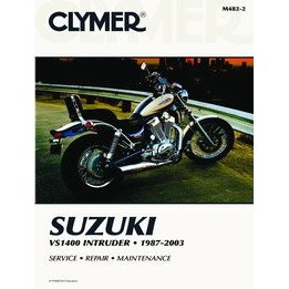 Show details of CLYMER SUZ VS1400 INTRUDR M4822.