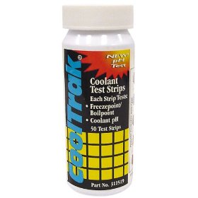 Show details of Cool-Trak 311519 Coolant Testing Strips - Set of 50.