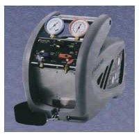 Show details of Vortex AC Refrigerant Recovery Machine.