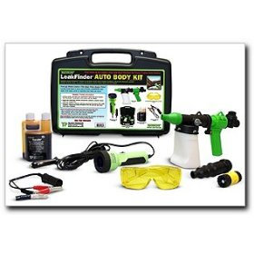 Show details of Tracerline Complete Wind and Water LeakFinder Kit.