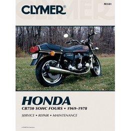 Show details of CLYMER HON CB750 SOHC M341.