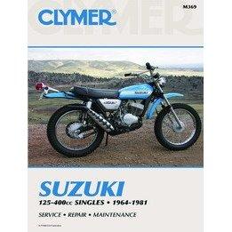 Show details of CLYMER SUZ 125-400 M369.