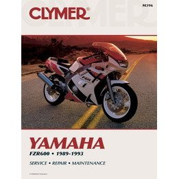 Show details of CLYMER YAM FZR600 M396.