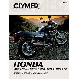 Show details of CLYMER HON CB750 NITEHAWK M436.