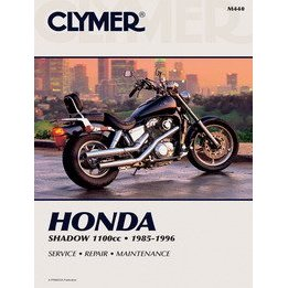Show details of CLYMER HON VT1100 SHADOW M440.