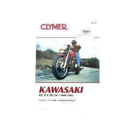 Show details of CLYMER KAW KZ/Z/ZX750 M450.