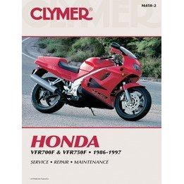 Show details of CLYMER HON VFR7/750F M4582.