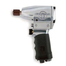 "Show details of Chicago Pneumatic 1/4"" Heavy Duty Hex Air Impact Wrench with 1/4"" Hex Chuck."