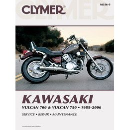 Show details of MANUAL CLYMER VN750 M3565.