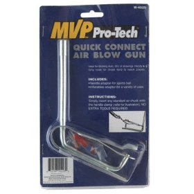 "Show details of MVP (H.K.) INDUSTRIES LTD. W4525 ""TAILGATE TOOLS"" NEEDLE NOSE BLOW GUN."