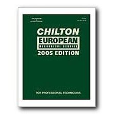 Show details of Chilton 2005 European Mechanical Service Manual.