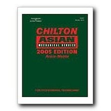 Show details of Chilton 2005 Asian Mechanical Service Manual - Mitsubishi - Toyota.