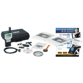 Show details of OTC 3833TQR Tire Pressure Monitor Master Kit with Quick Reference Guide.