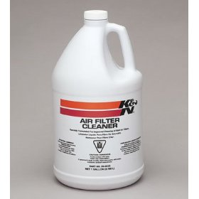 Show details of K & N FILTER 99-0635 Air Filter Cleaner 1 Gal.