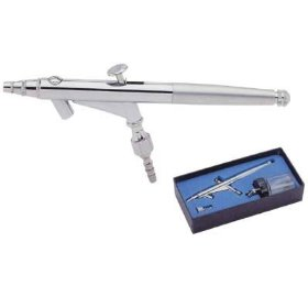 Show details of Northern Industrial Tools Double Action Air Brush.