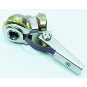 Show details of Milton Industries (MILS698) Female 1/4in. NPT Air Chuck with Clip.