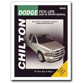 Show details of Chilton Book Company 20405 Repair Manual.
