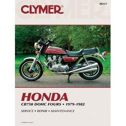Show details of CLYMER HON CB750 DOHC M337.