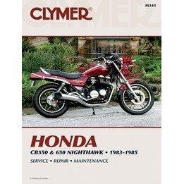 Show details of CLYMER HON CB550 + 650 M345.