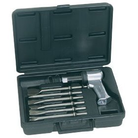 Show details of IRC-121-K6 AIR HAMMER 6 CHISELS.