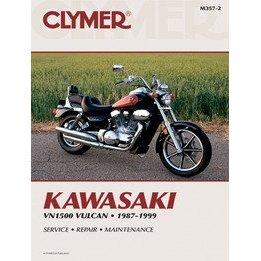 Show details of CLYMER KAW VN1500 VULCAN M3572.