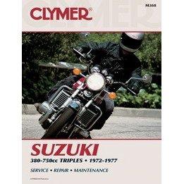 Show details of CLYMER SUZ 380-750 2STROK M368.