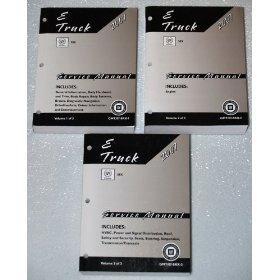 Show details of 2007 Cadillac SRX OEM Service Manuals.