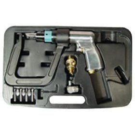 Show details of Air Spot Weld Drill Kit - Deluxe AST1756.
