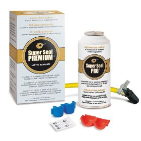 Show details of Cliplight Manufacturing 946KIT Super Seal Pro A/C Leak Repair Kit.