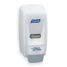 Show details of Dispenser, 800 Ml, White Purell 9621.